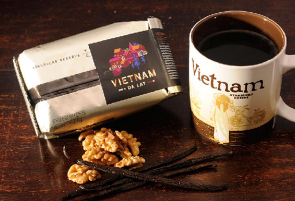 Café Vietnam de Starbucks