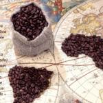 mapa importar cafe